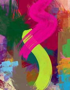 Abstract Pop Art 3