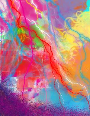 Abstract Pop Art 5