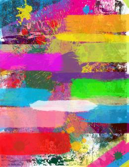 Abstract Pop Art 6