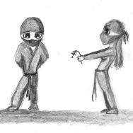 Bob the Ninja Shy